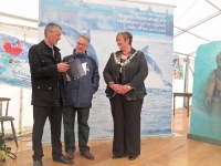 Launch of Rathlin EMSMS