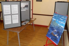 More of the exhibition.