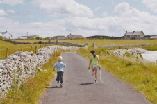Highly Commended: Niall McCaughan, 'Summer Days'
